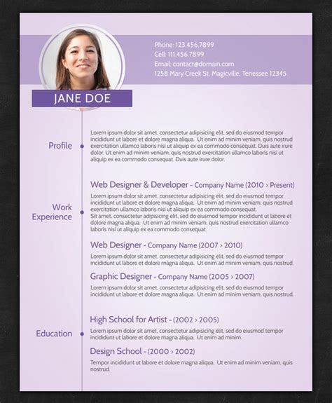Best Resume Model For Job by New Cv Format Download Curriculum Vitae Samples Pdf