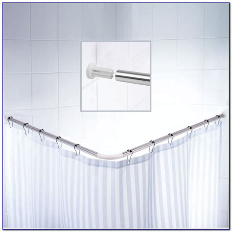 curtain rod corner corner window curtain rod double corner window curtain