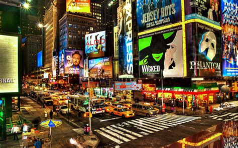 times square times square wallpapers wallpaper cave