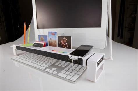 Computer Desk Organizer Cyanics Istick Multifunction Desk Organizer With 3 Hub Usb Port Cup Holder Card Reader Letter