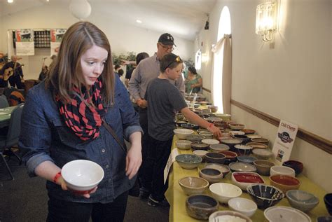 Soup Kitchen Saratoga Springs Ny by Empty Bowls Help Fill Wilton Food Pantry Dailygazette