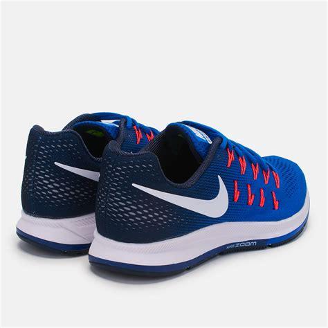 Sepatu Nike Vegasus nike zoom pegasus 33 blue