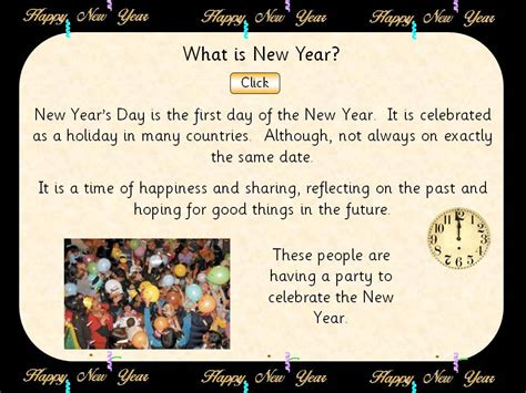 new year traditions ks1 powerpoint topic resources teaching resources tes