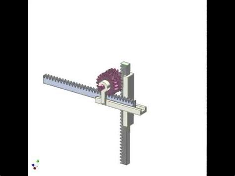 Rack Application Application Of Rack Pinion Mechanism 3