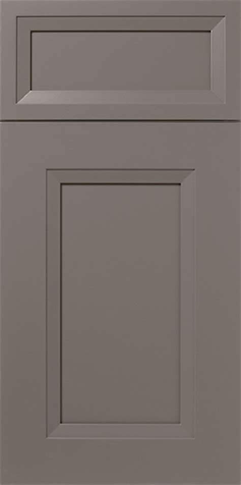 Modern Transitional Mitered Cabinet Door Design   WalzCraft