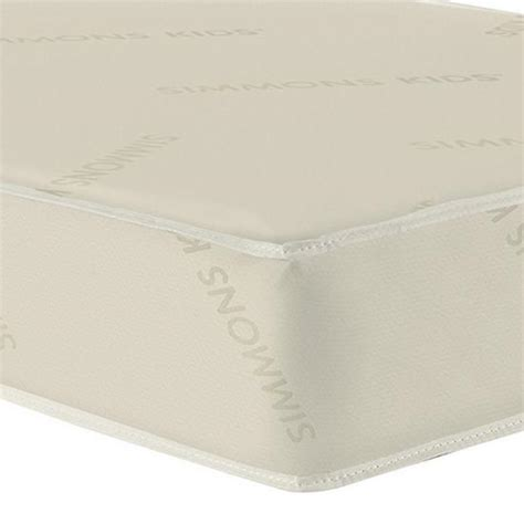 Simmons Crib Mattresses Baby And Toddler Simmons Crib Mattress The Land Of Nod