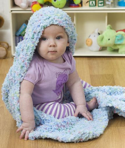 Baby Bee Cuddle Blanket In Tosca Mint Selimut Bayi free free hooded baby blanket knitting patterns patterns knitting bee 3 free knitting patterns