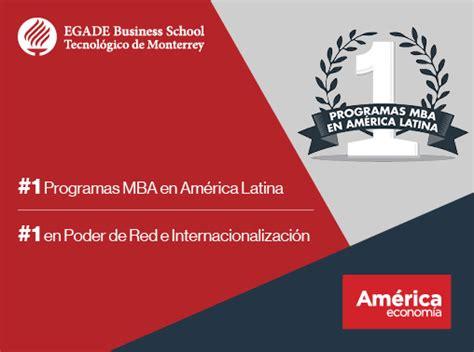 Egade Mba by Egade Business School Lidera Nuevamente El Ranking Mba