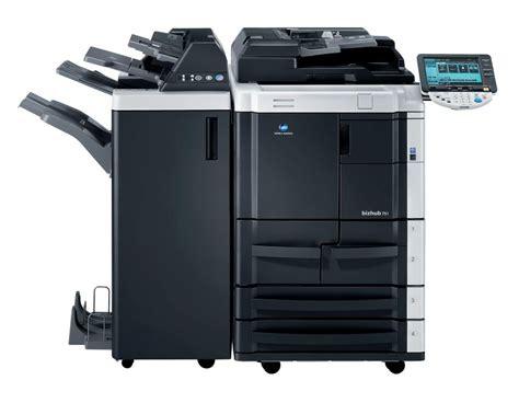 Printer Konica Minolta konica bizhub 751 copier printer scanner refurbexperts