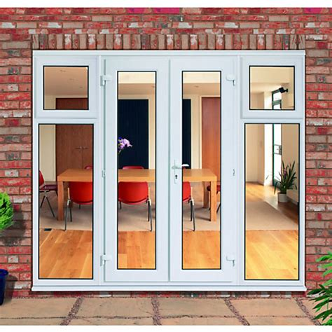 Wickes Doors Exterior Wickes Upvc Doors 8ft With 2 Side Sash Panels 600mm Wickes Co Uk
