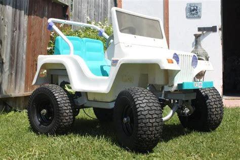 Gas Power Wheels Jeep Buggynews Buggy Forum View Topic Gas Power Wheels Jeep