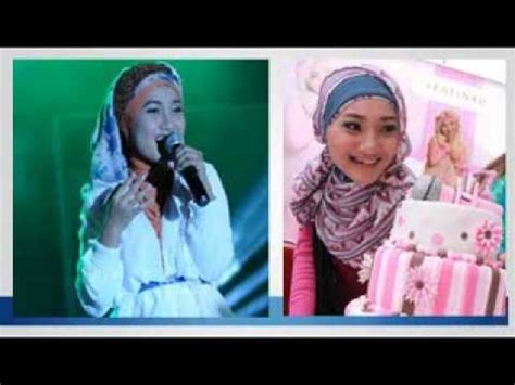 Jilbab Fatin Model Kerudung Jilbab Fatin Shidqia Lubis