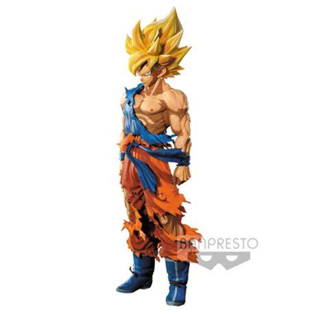 Banpresto Msp Dimensions The Goku Saiyan banpresto z msp the gokou