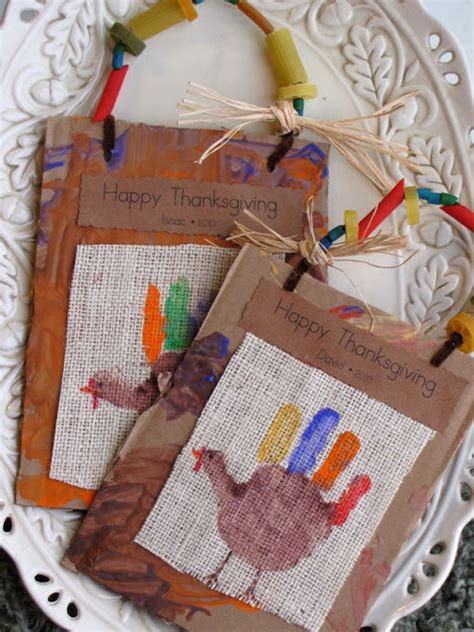 30 diy thanksgiving craft ideas for
