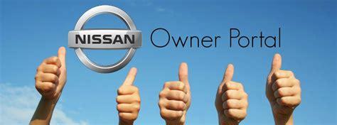 nissan owner portal 28 images owner portal nissan