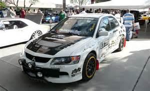 Mitsubishi Lancer Evolution Rally Car And Driver