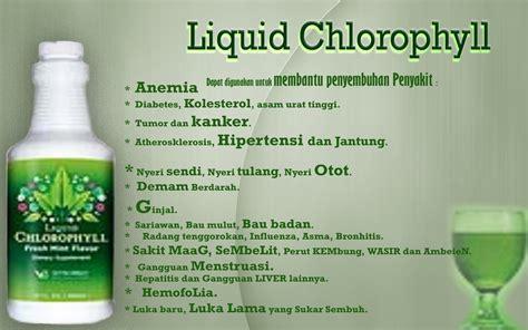 Chlorophyll Detox by Yossitrixie Liquid Chlorophyll Synergy