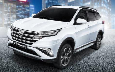interior new terios 2018 new terios 2018 review spesifikasi fitur warna dan