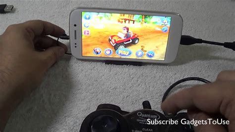 how to use ps3 controller on android tip play on android phone with ps3 usb controller demo done on canvas 4
