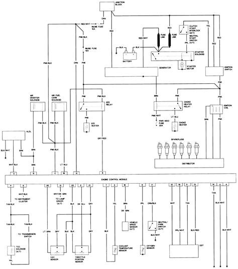 chevy s10 radio wiring diagram repair guides wiring diagrams wiring diagrams autozone