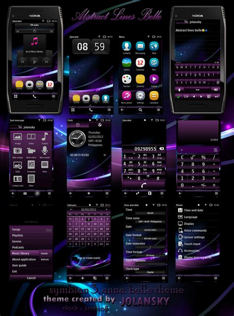 themes nokia c6 free nokia themes download free themes for nokia c6 1