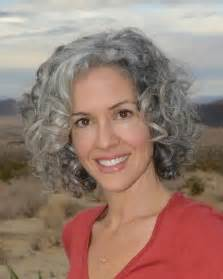 haircut for thick frizzy gray hair 25 best ideas about curly gray hair on pinterest long