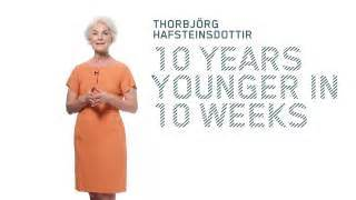 10 Years Younger In 10 Weeks 10 years younger in 10 weeks by thorbj 246 rg hafsteinsdottir