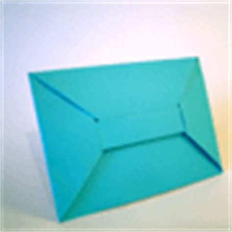 Origami Bar Envelope - origami