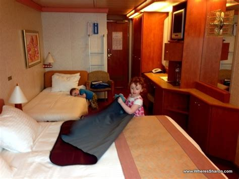 Frozen Bedrooms Caribbean Cruise Our Thoughts On Our Carnival Cruise