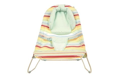 Bouncy Chairs For Babies by Mothercare Bright Stripes Baby Bouncer Review Baby