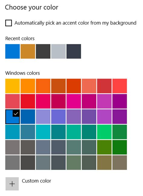 Choose Your Shade And Win by Create Your Own Windows 10 Custom Themes Make Tech Easier
