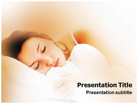 designing a powerpoint template sleep powerpoint templates design designing