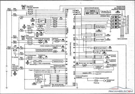 nissan terrano 2 7 tdi wiring diagrams wiring diagram