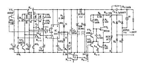 555 Timer Connection Diagram