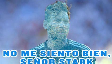 memes de lionel messi y willy caballero tras goleada 3 0