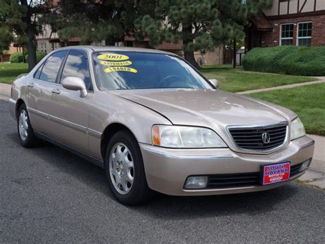 auto air conditioning service 1998 acura rl interior lighting 2001 acura rl for sale in aurora co