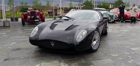 maserati zagato 2015 hear the 2015 maserati zagato mostro autofluence