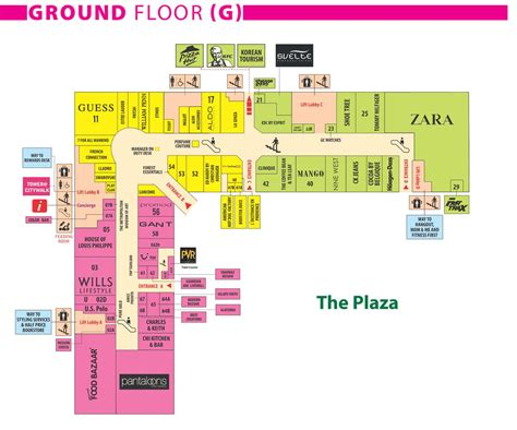 select floor plans select citywalk prithvi estates