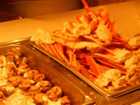 captain george buffet buffet table picture of captain george s seafood