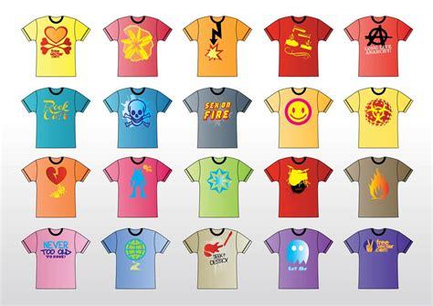 T Shirt Design Vorlagen Kostenlos Shirt Vector