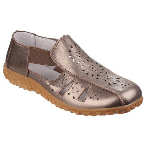 closed toe sandals womens womens grigio slip on closed toe sandals ebay