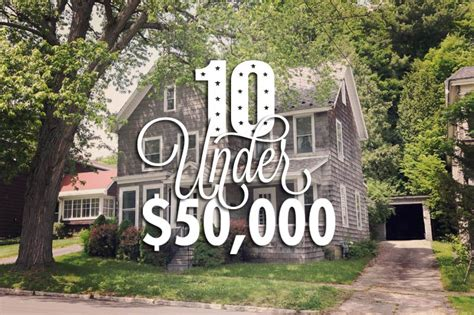 houses for sale 50000 10 houses 50 000 september 2015