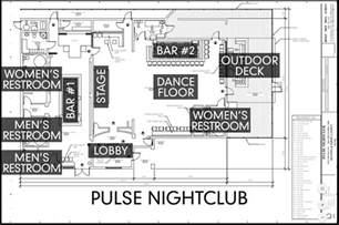Floor Plan Of Hospital diary of a massacre how the orlando nightclub shooting