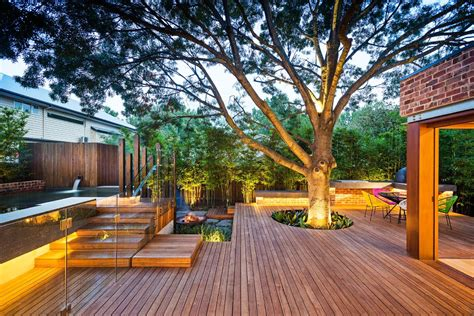 bamboo garden design for asian landscaping concept ideas