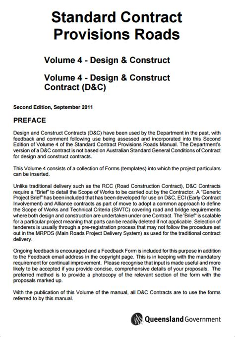 design and build contract law design and construction contract sle contracts