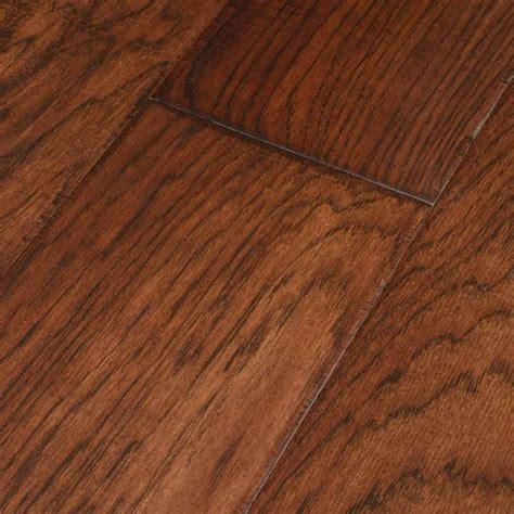 Brown Hardwood Floors by Hickory Brown Thk6d Elbrus Hardwood Katy Tx