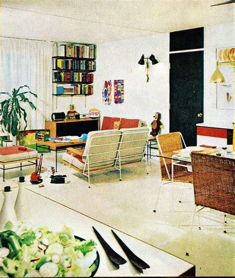 modern vintage interior design bonjourlife 286 best images about 60s interiors on pinterest 60s