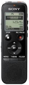 Sony Voice Recorder Icd Px470 Stereo sony icd px470 4gb digital voice recorder w built in usb 20icdpx470 techbuy australia