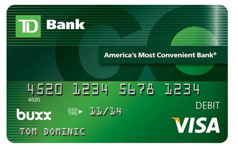 Tdbank Gift Card - td bank launches debit card for teens philadelphia business journal
