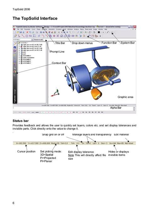 manual de layout en español topsolid design 2006 manual